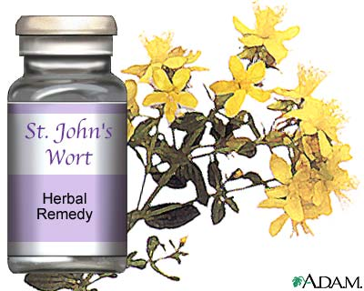 Hypericum remedy