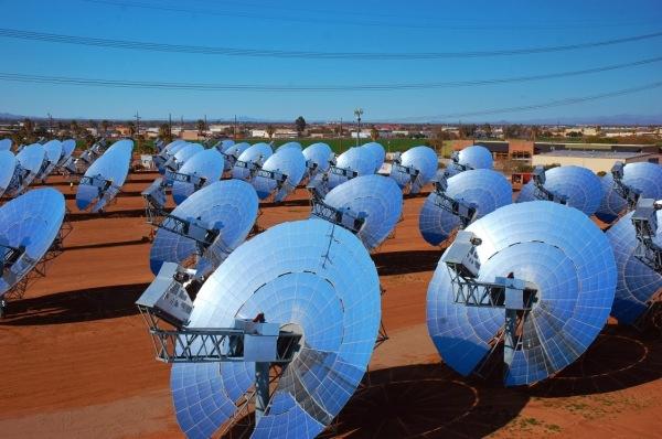 tribulus Solar Dish Systems