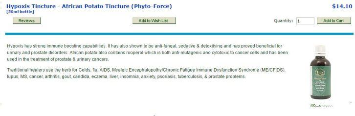 hypoxis add